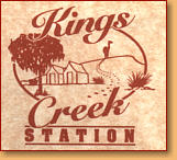 Kings Creek Station - Attractions Sydney