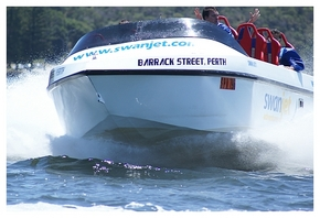 Swan Jet Adventures - Attractions Sydney