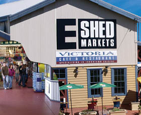 The E Shed Markets - Attractions Sydney