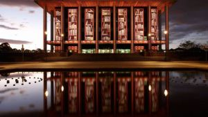 National Library of Australia - Attractions Sydney