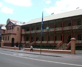 Parliament House - Attractions Sydney
