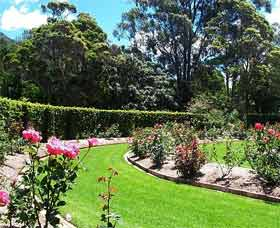 Wollongong Botanic Garden - Attractions Sydney