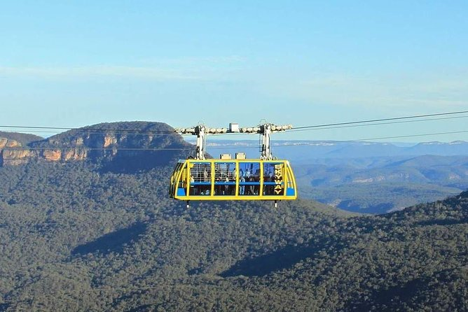 Blue Mountains Private Tour With Kangaroos & Koala Encounter - Attractions Sydney